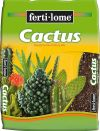 Fertilome Cactus and Succulents Mix 4 Quart Bag